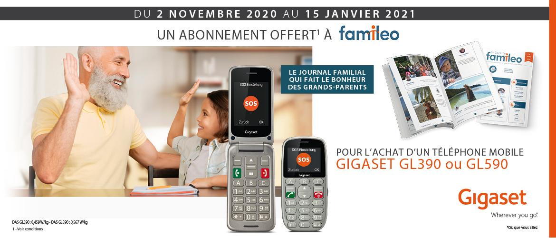 Promotion GL590 GL390 (fr_fr)