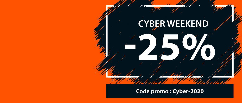 Cyber Weekend 2020 (be_fr)