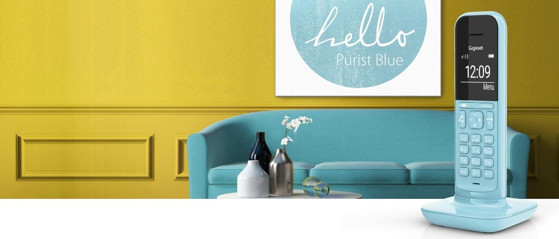 CL390 Purist Blue