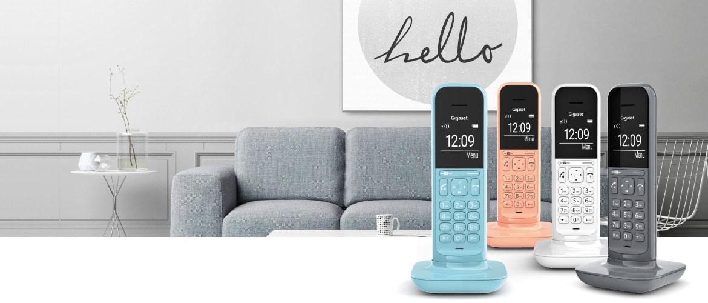 Gigaset Telephone Smartphone Smart Home Solutions