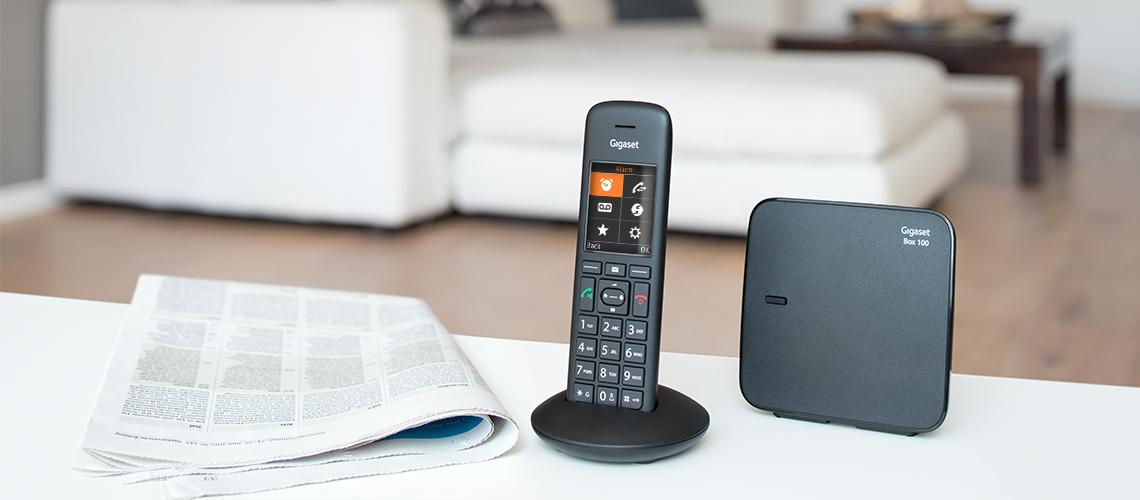 Gigaset Telephone, Smartphone & Smart Home Solutions