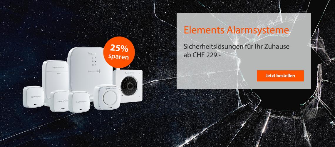 Alarmsysteme Promo 25% (ch_de)