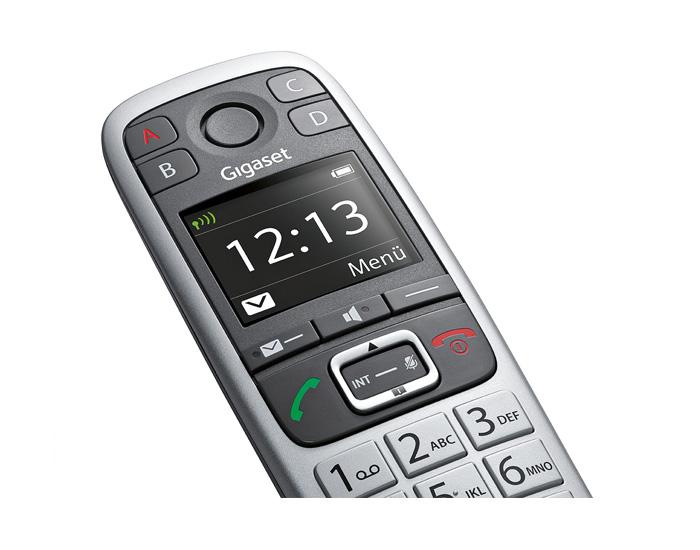 gigaset e560 schnurloses premiumgro223tastentelefon kaufen