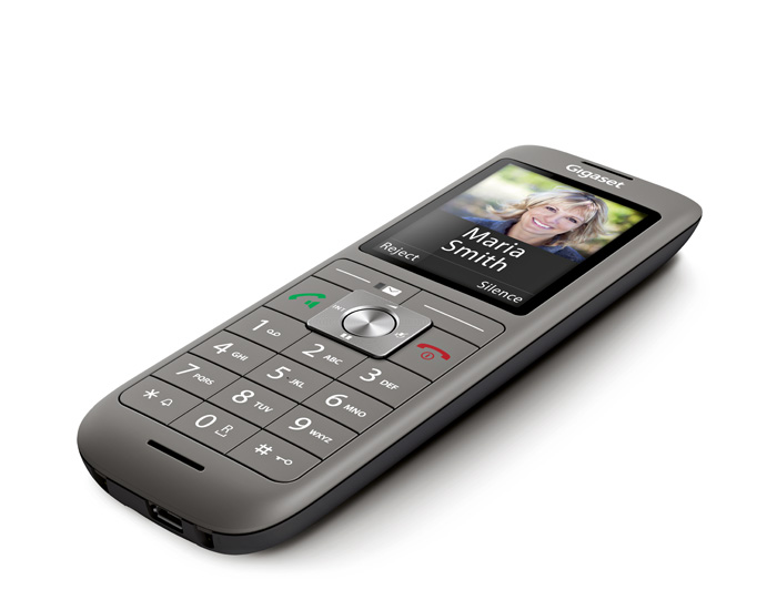 Cl660hx Universal Handset For Routers With A Dect Base