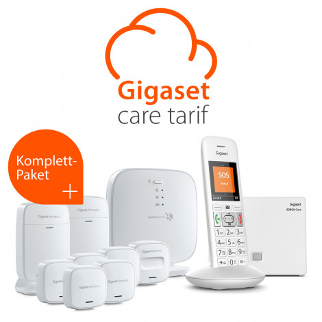 Gigaset smart care+Phone