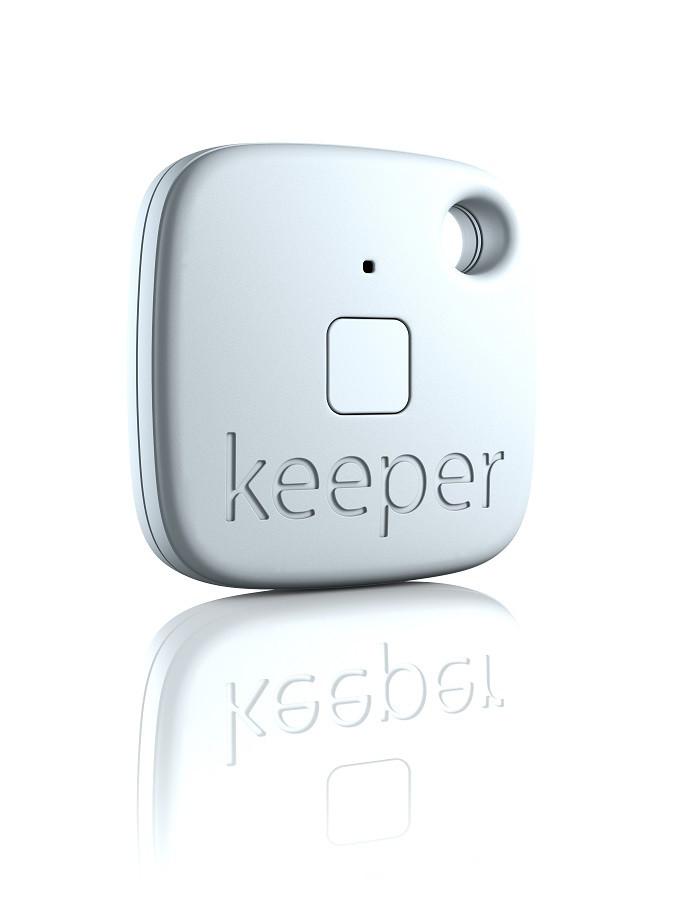 Gigaset_keeper_white_keyfinder