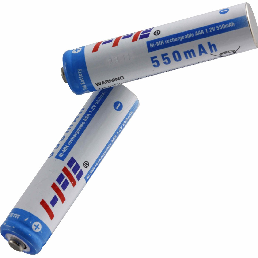 Original Batteries NIMH 550mAH (2 pc.) for Gigaset A2 / A34 / A38H / A400H...