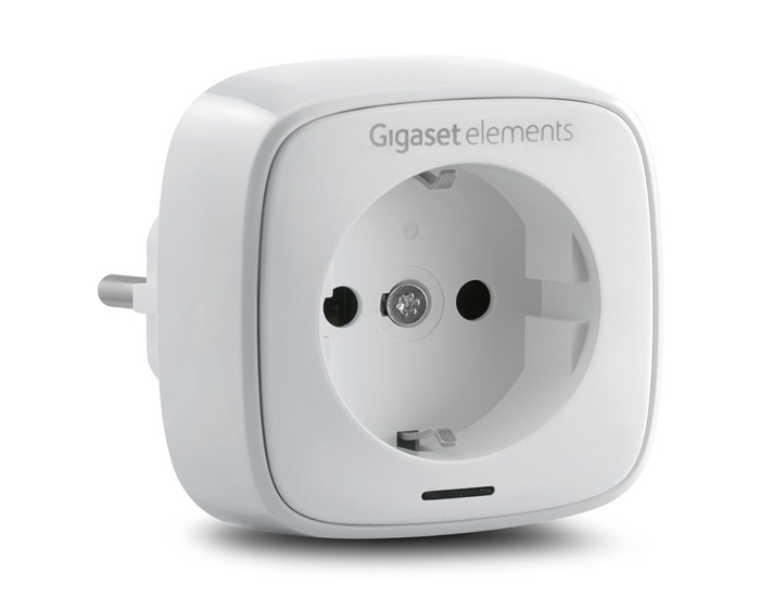 gigaset smart home plug koop uw smart home plug. Black Bedroom Furniture Sets. Home Design Ideas