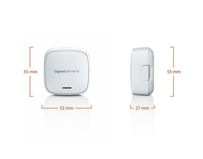 gigaset smart home universal deur en raam sensor. Black Bedroom Furniture Sets. Home Design Ideas