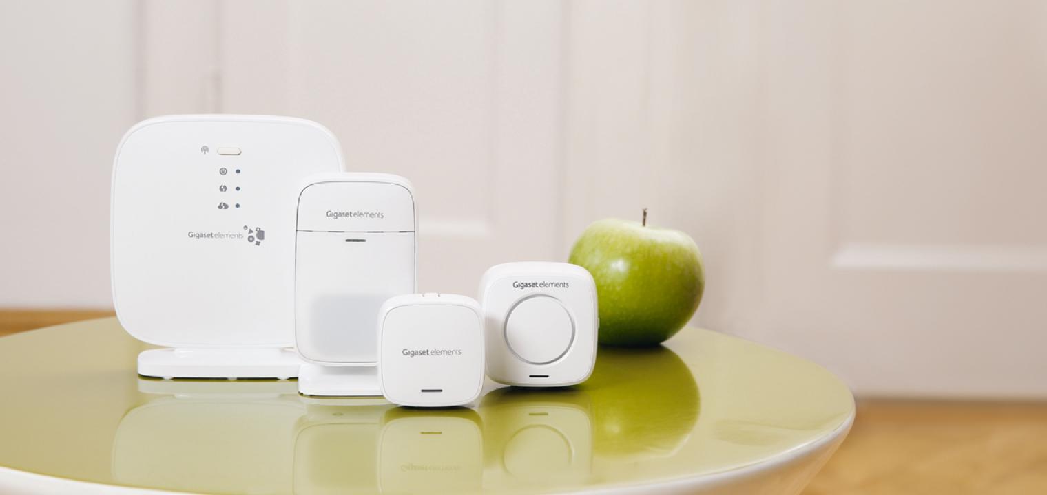 Gigaset elements alarm system S
